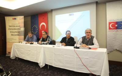 Regional Meeting in Ankara
