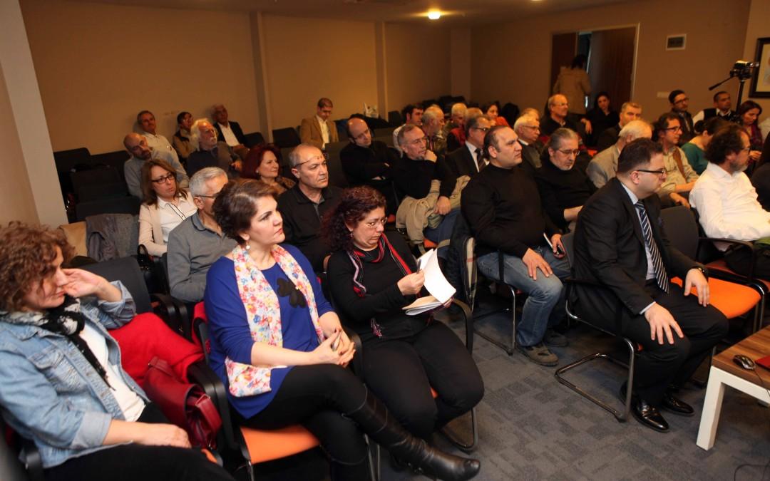 Bursa Bölge Toplantımızda Yayıncılığın Yerel Sorunlarını Dinledik