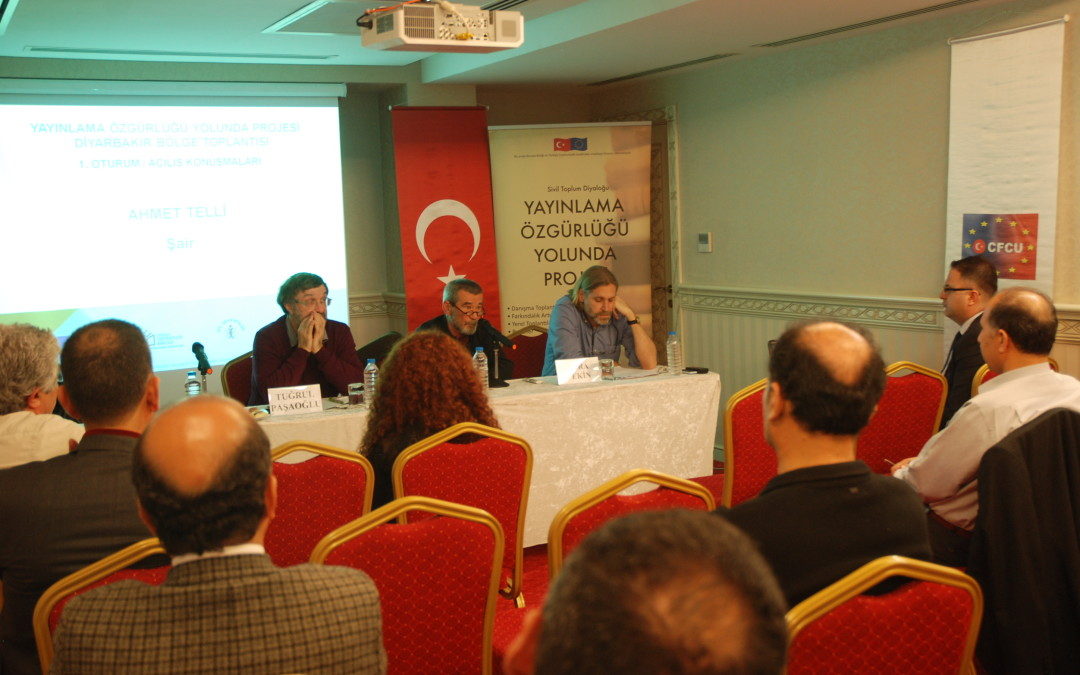 Diyarbakır Bölge Toplantımız Yoğun Geçti