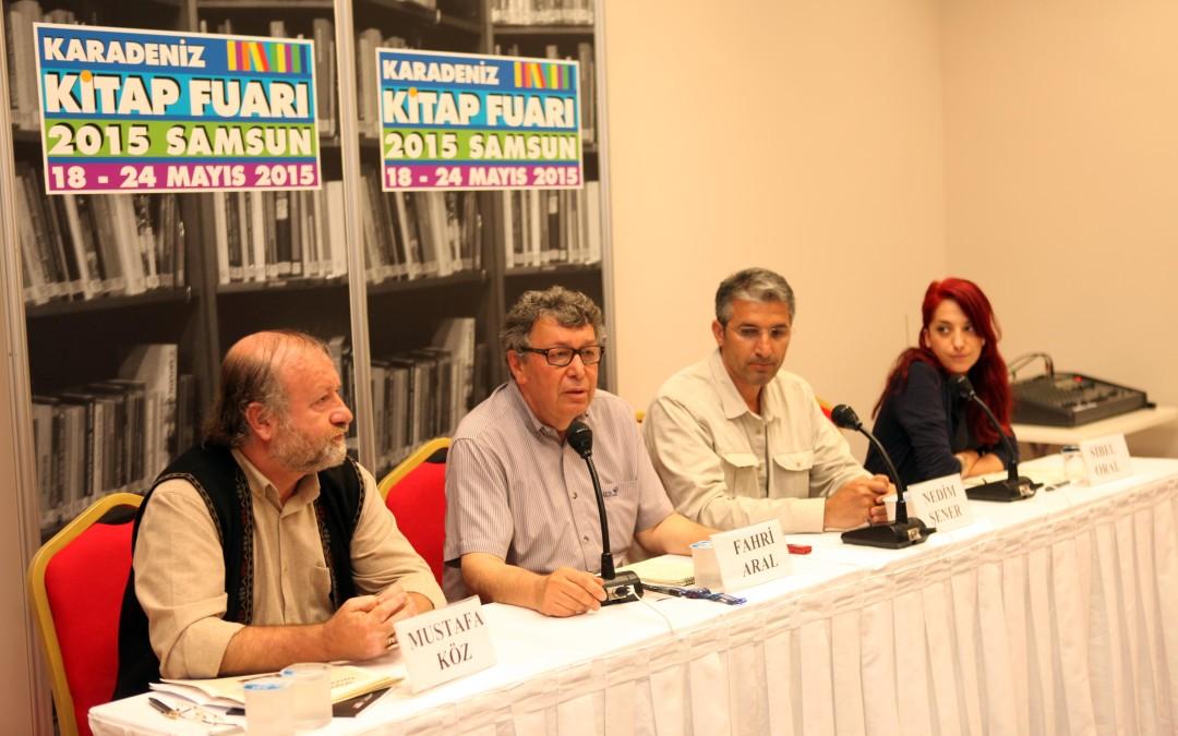 Samsun'da Bilinç Yükseltme Paneli