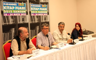 Awareness Raising in Samsun Book Fair