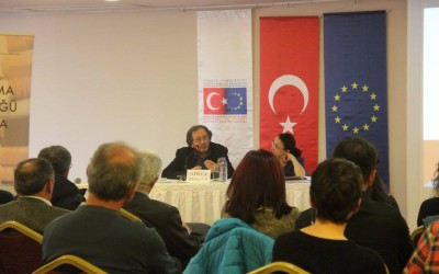 Freedom to Publish Discussed in Trabzon