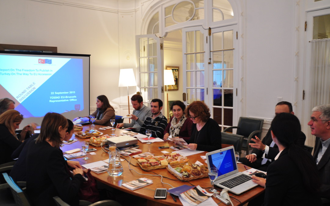 Roundtable Meeting in Brussels